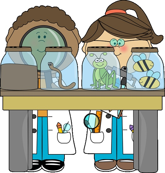 Nature clipart scientist #14