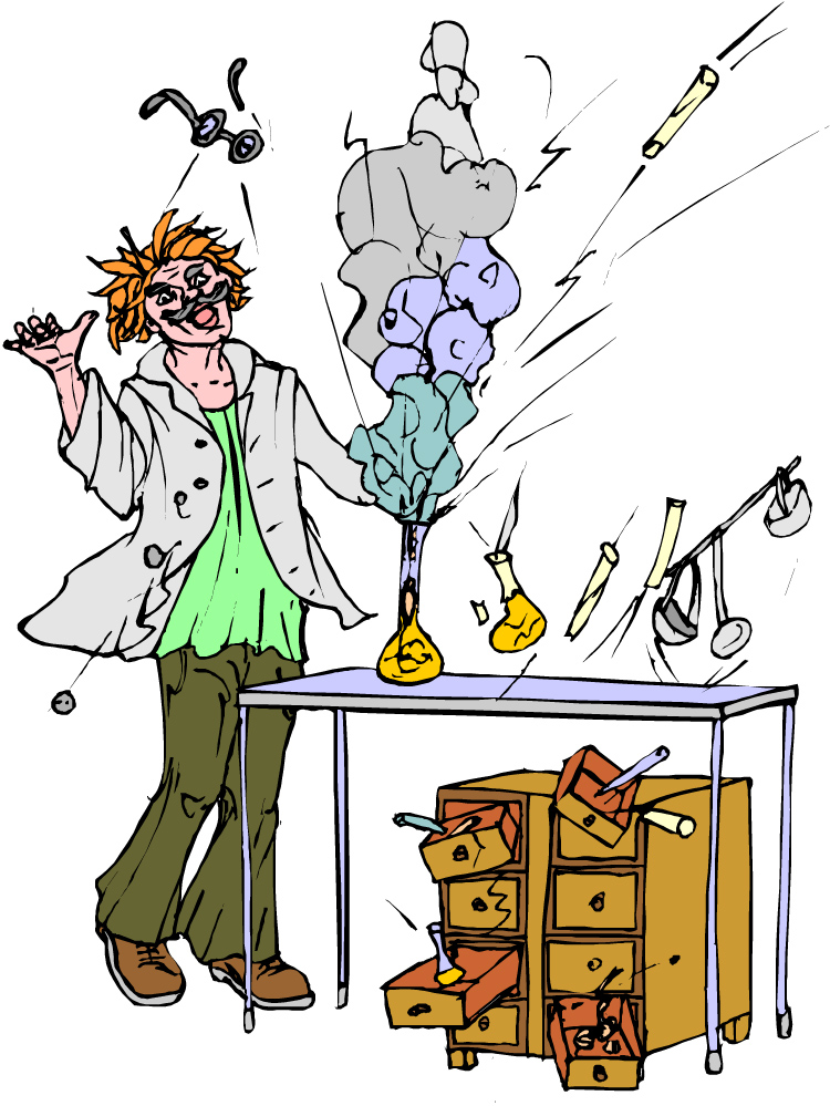 Bio clipart science lab safety Clip For Science Science Kids