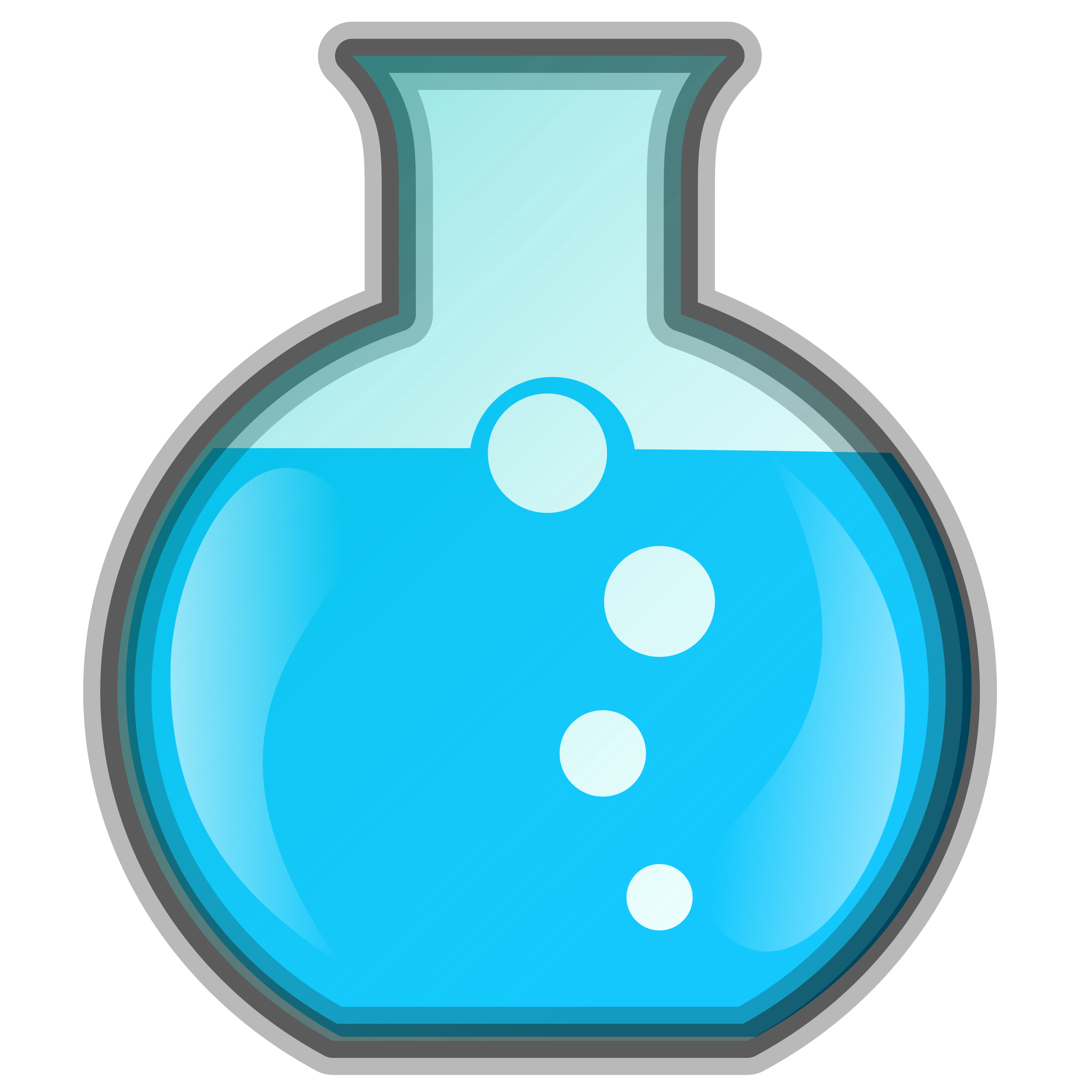 Scientist clipart icon #4