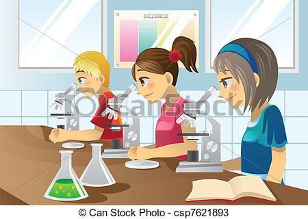 Room clipart science laboratory #5