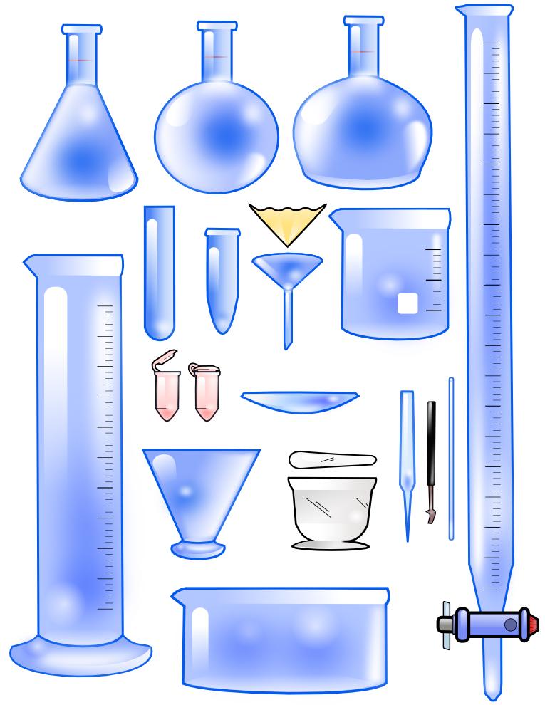 Laboratory clipart lab glassware /science/chemistry/misc_glassware/lab_glassware /science/chemistry/misc_glassware/lab_glassware glassware glassware
