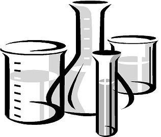 Laboratory clipart lab glassware Panda clipart Images Clipart Info