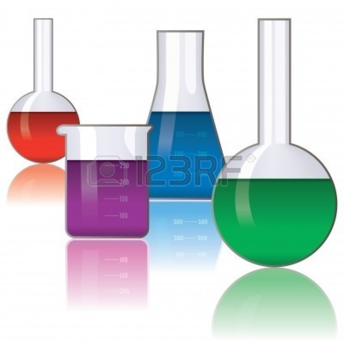 Laboratory clipart lab glassware Clipart Beaker  Free Chemistry