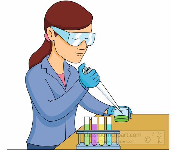 Laboratory clipart lab testing Testing – Art Clip Laboratory