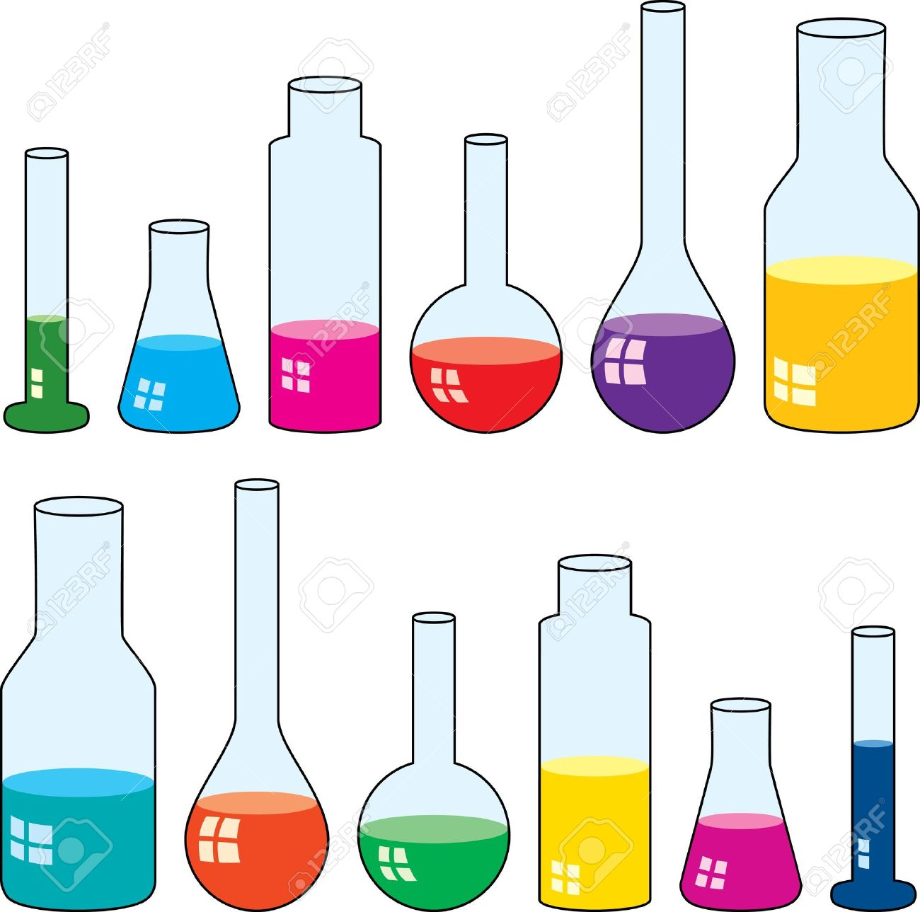 Scientist clipart laboratory apparatus #11