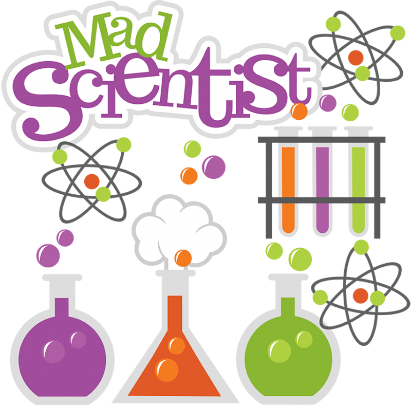 Woman clipart mad scientist #6