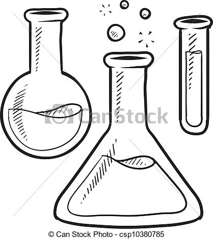 Scientist clipart laboratory apparatus #14