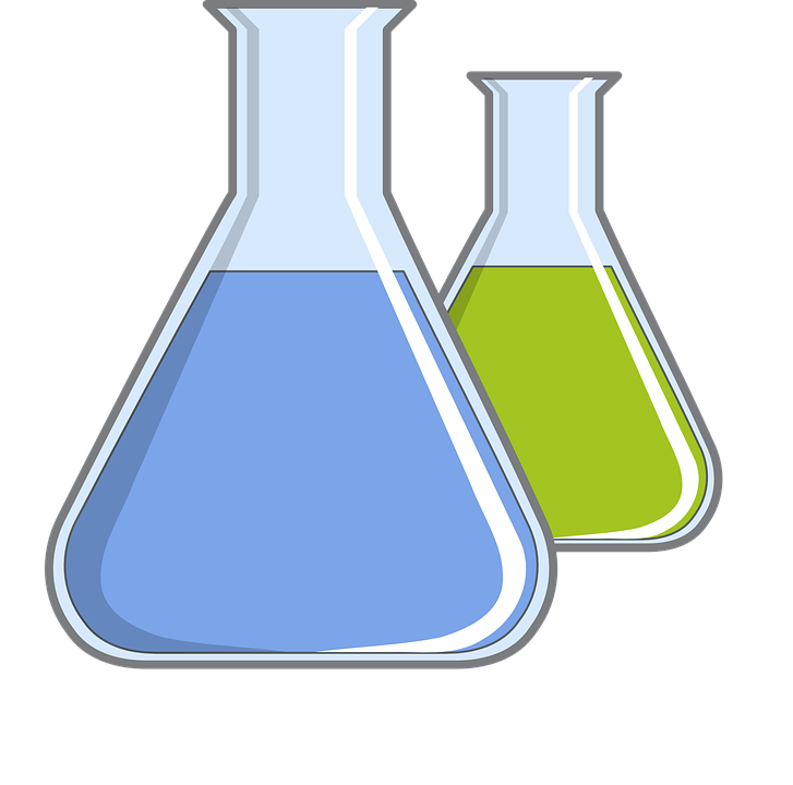 Laboratory clipart physical science Coast Barbara Science UC Flasks