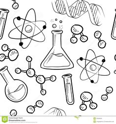Laboratory clipart preschool science A container pages : id
