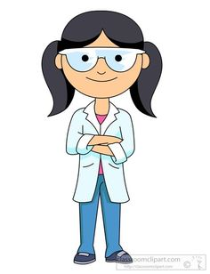 Laboratory clipart preschool science Working lab science a