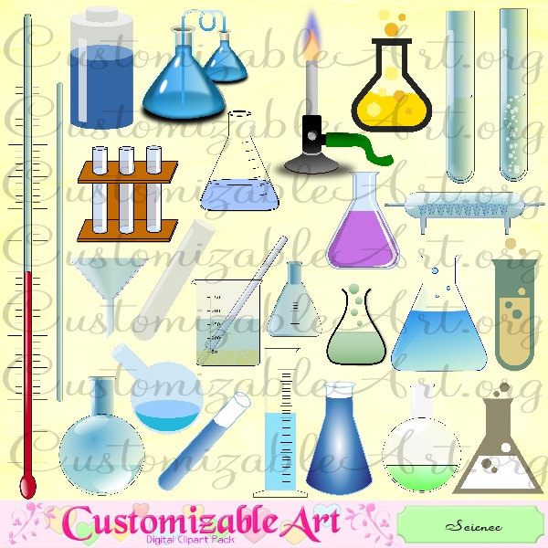 Laboratory clipart science beaker Science Chemistry art clip Images
