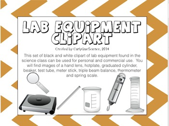 Laboratory clipart science class Lab Equipment Labs Science Clipart
