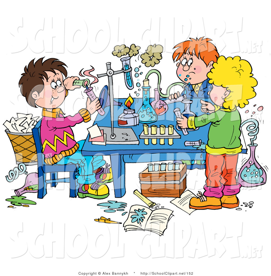 Laboratory clipart science classroom Stock Science Lab Designs School
