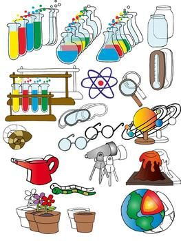 Nature clipart scientist #5