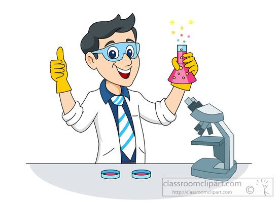 Laboratory clipart science experiment The clipart images best in