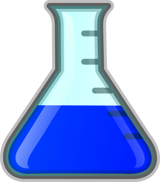 Science clipart blue Online royalty as: image this