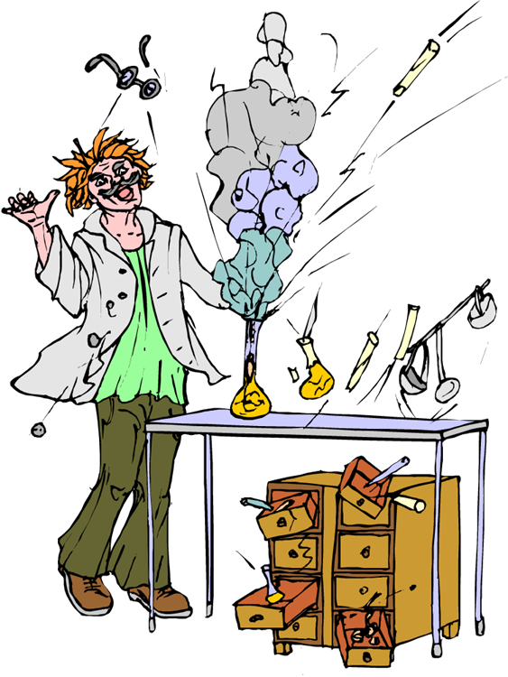 Laboratory clipart science procedure The Let their their Design