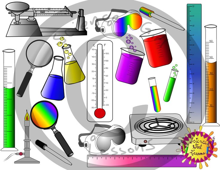 Laboratory clipart science tool Art Images} best Science Clip