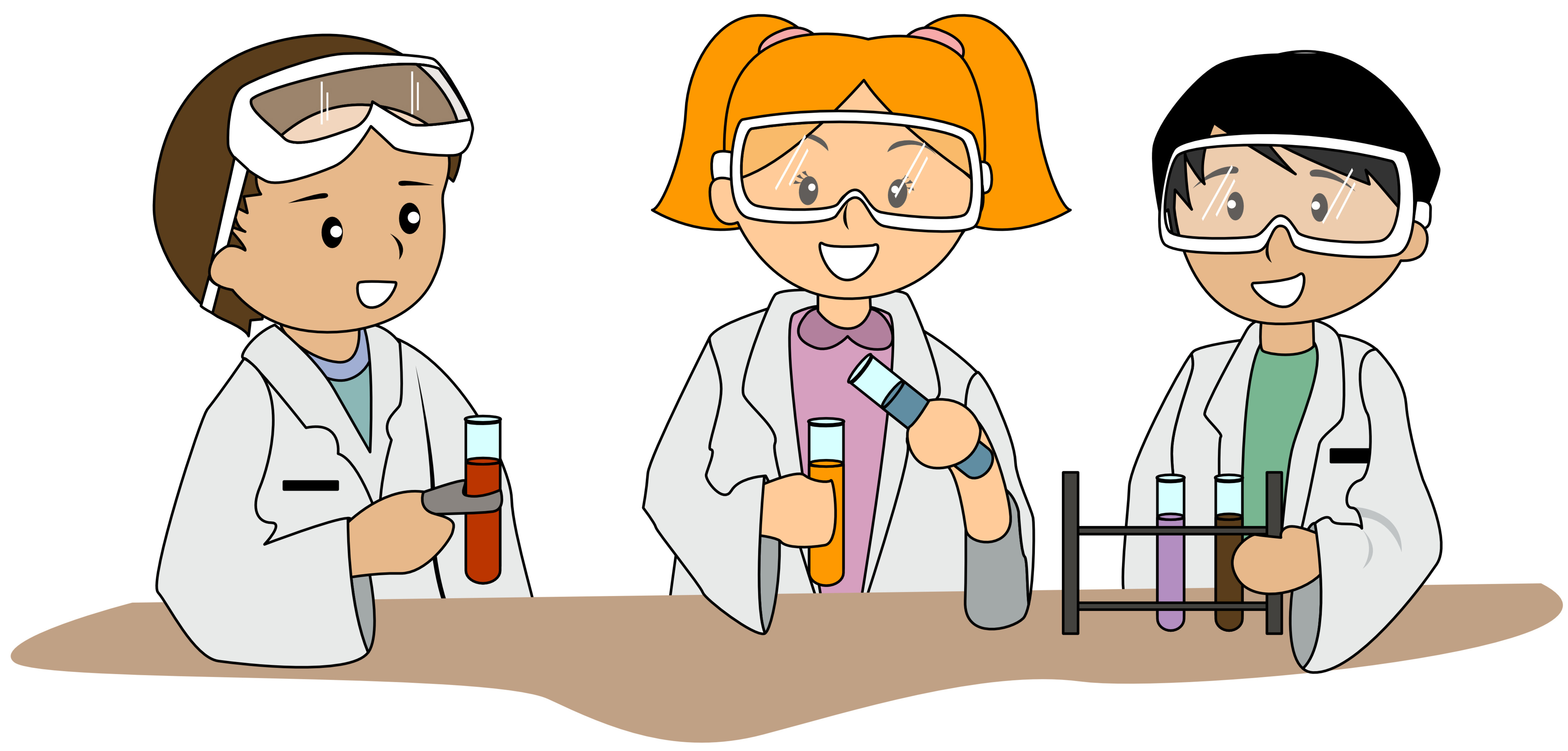 Science clipart month For Download  Kids Pictures