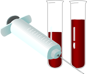 Blood clipart lab work Laboratory com Clker Clip vector