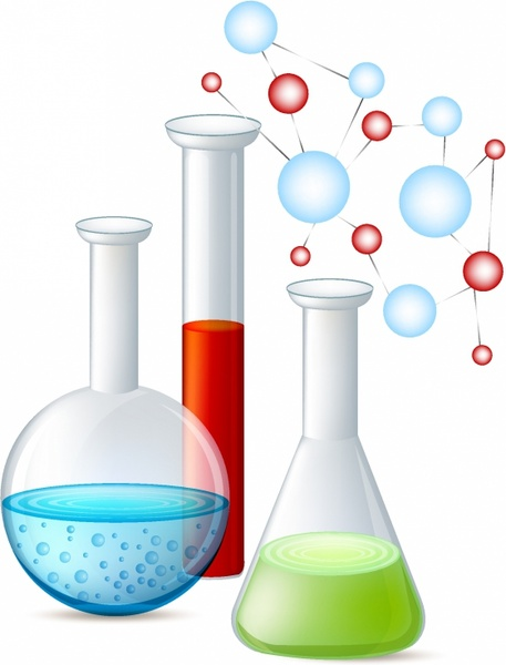 Liquid clipart natural science  science commercial for free