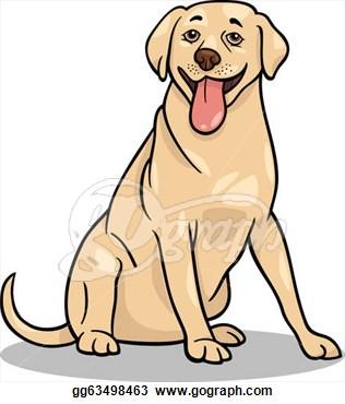 Labrador clipart Labrador Labrador Dog Clipart Labrador