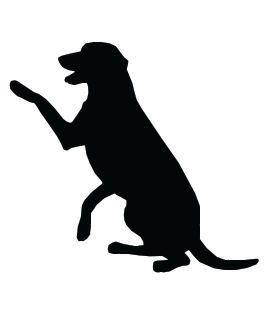 Bloodhound clipart labrador Kochelaevskiy Clip labrador Dog Black