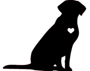 Labrador clipart 5