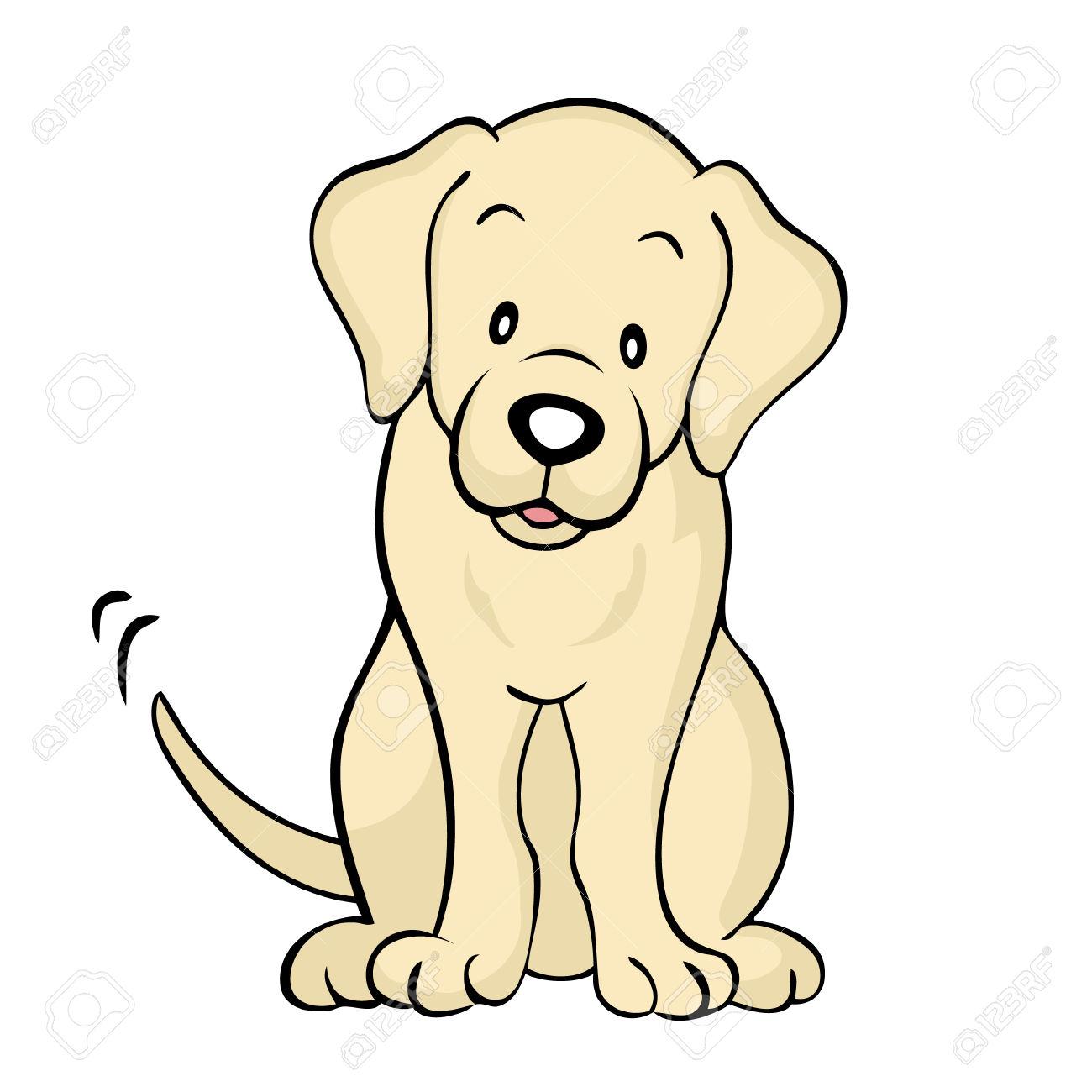 Labrador Retriever clipart Lab Silhouette Labrador retriever Labrador
