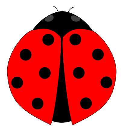 Bugs clipart ladybug Lady Google Pinterest  bugs