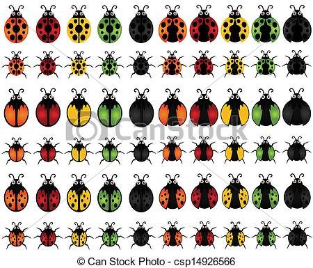 Lady Beetle clipart bettle Ladybird of  / of