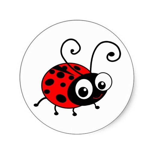 Lady Beetle clipart cute button Pinterest ladybirds 510 lady polka