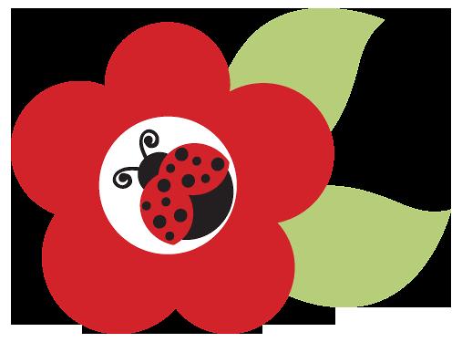 Lady Beetle clipart cute button ClipartLady and Joaninhas art Joaninha