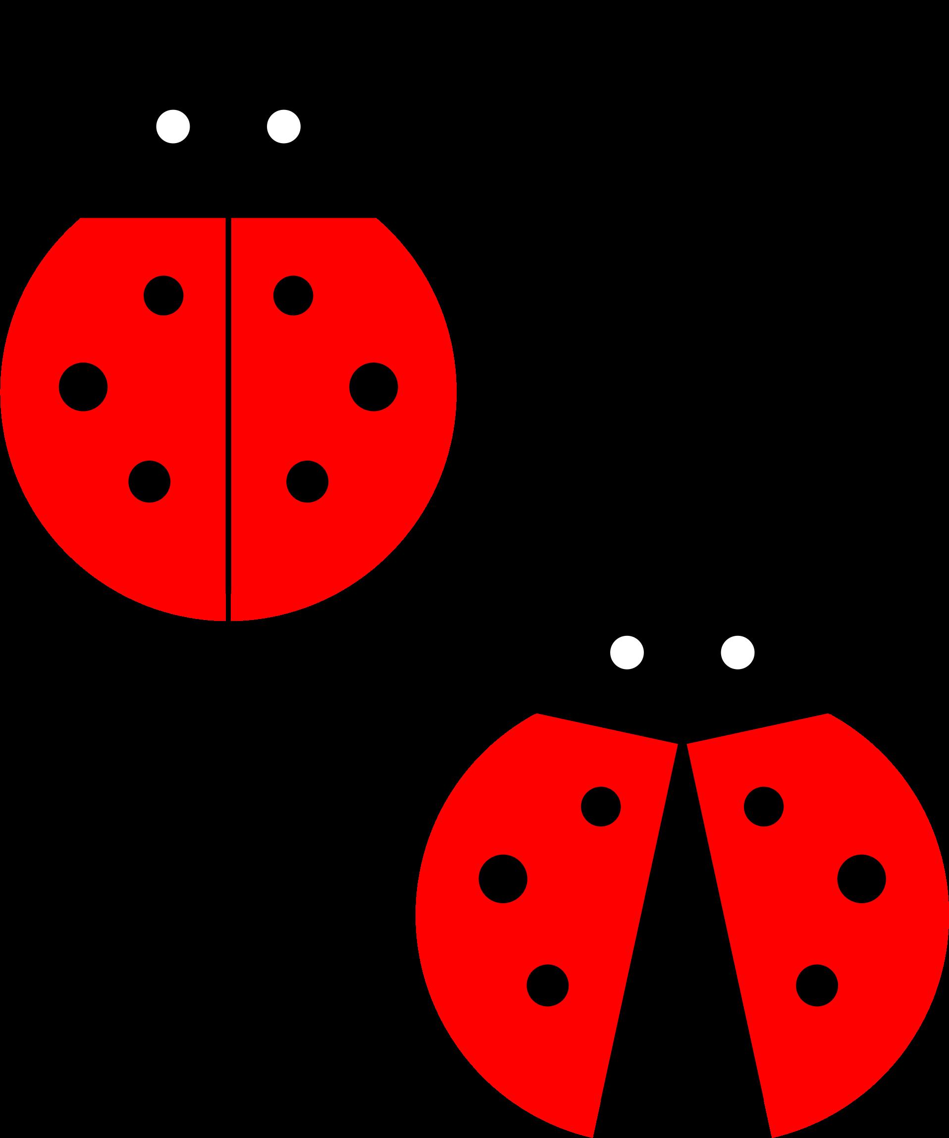 Wings clipart ladybug Cartoon Ladybug Free Art