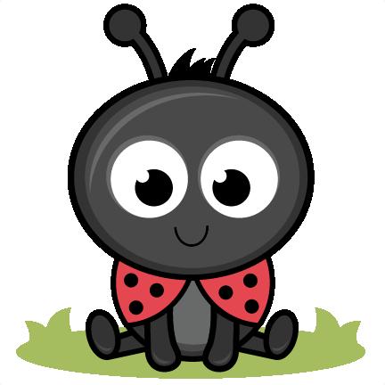 Lady Beetle clipart cute smile ✿⁀ Ꮍ Ꮆ Ᏸ ϦUgS