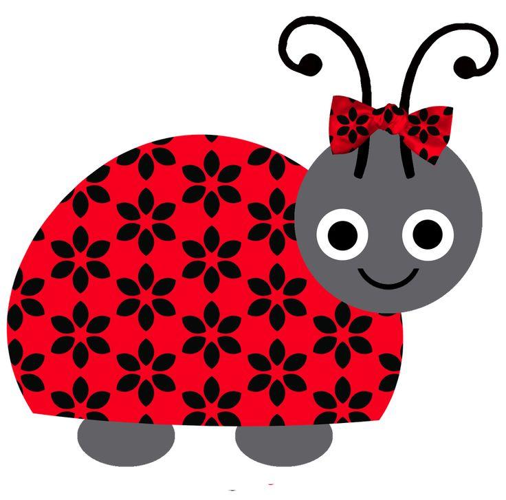 Lady Beetle clipart cute smile Minus Bug Pinterest Love 221