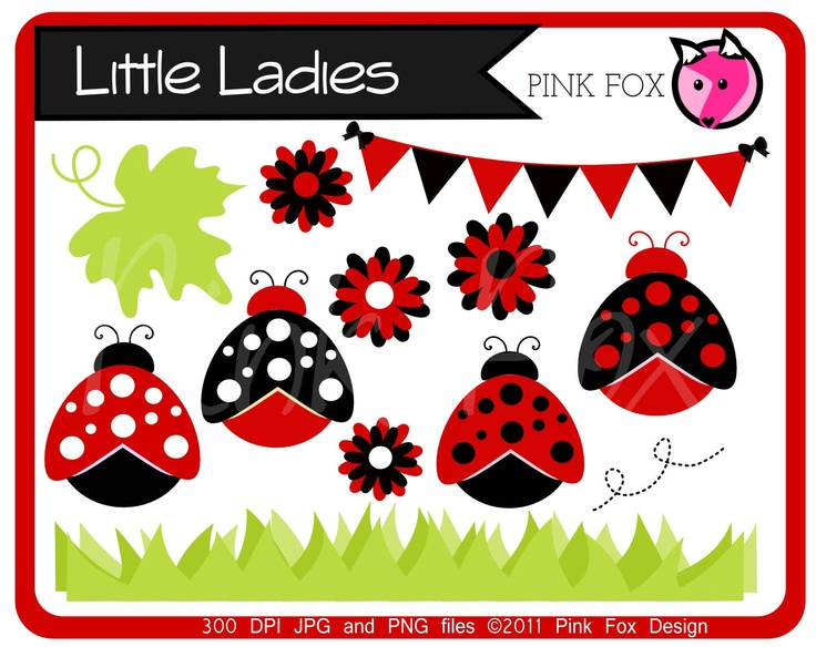 Lady Beetle clipart cute thing Art clip graphic best bug