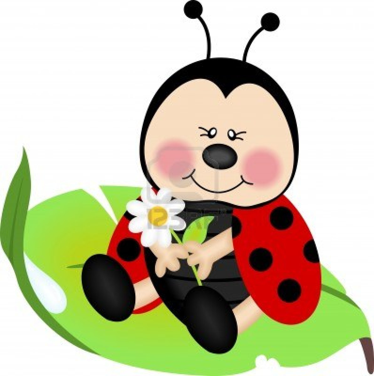 Lady Beetle clipart cute thing Classic bug Clip Personalize Jr