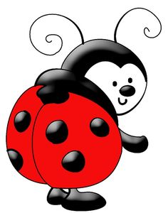 Lady Beetle clipart cute thing Para imagen away Free