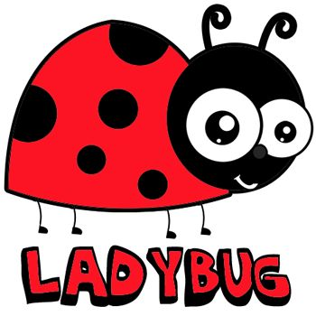 Lady Beetle clipart cute thing On more images 120 Pinterest