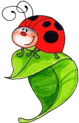 Bugs clipart silly Crafts Clip Artworks Garden am