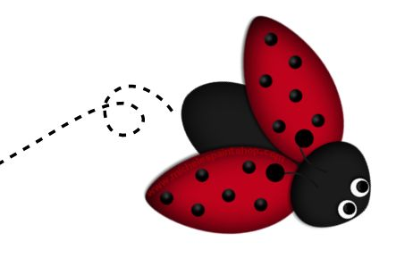 Lady Beetle clipart insect #17203 clipart bug clipart bug