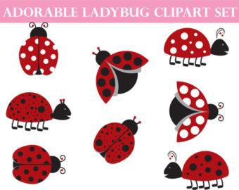 Lady Beetle clipart love bug Clipart Art Lady Animal Love