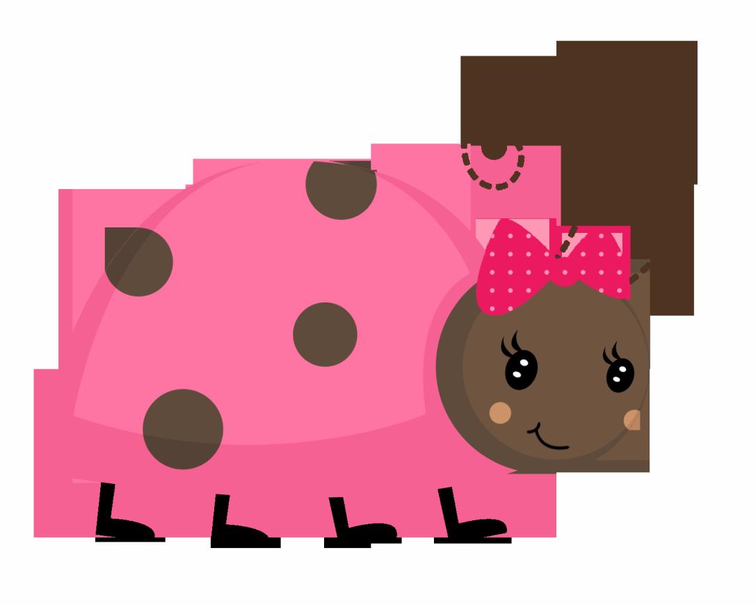Patchwork clipart pink Ladybug Back > Pregnant Clip