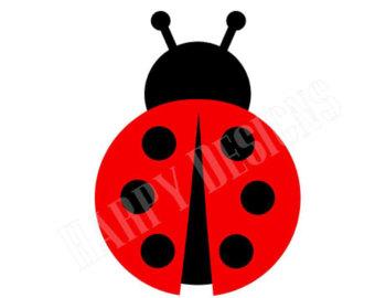 Ladybug clipart Cut Ladybugs Files clipart Ladybug