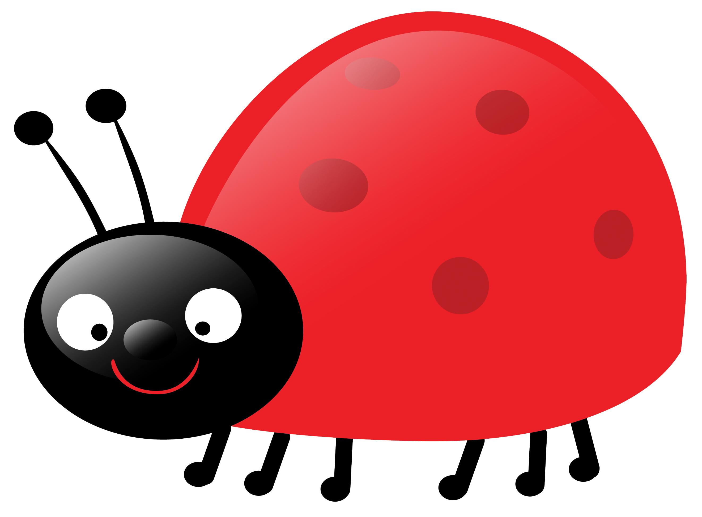 Ladybug clipart  Panda ladybug Background clipart