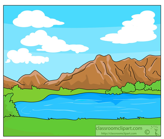 Geography clipart mountain Art lake%20clipart Images Clip Lake