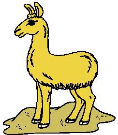 Lama clipart Clip Lama Lama art clip