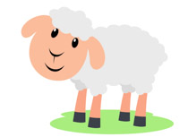 Sheep clipart 62 Graphics clipart Free Sheep
