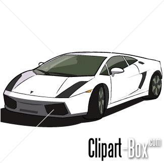 Lamborghini clipart #8